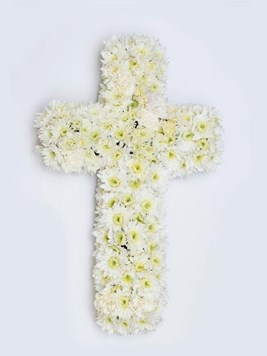 Funeral : Cross Arrangement