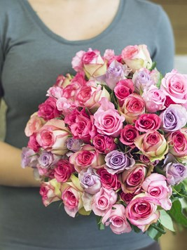 Bouquets: Fabulous Fifty!