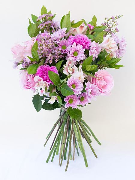 Bouquets: Soft Pink Bunch