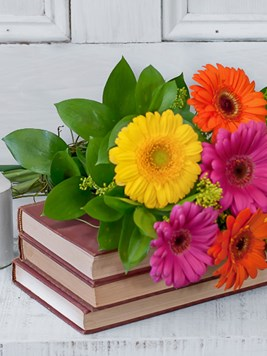 Bouquets: Gerbera Mix