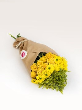 TFG: Arrange Your Own Yellow Bouquet