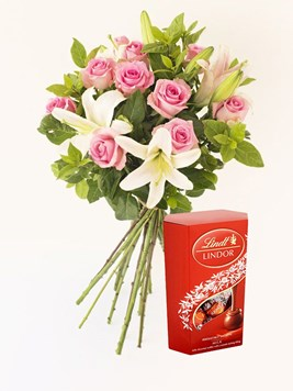 Bouquets: Happy Memories with Lindt Lindor