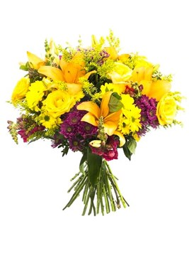 Bouquets: Bright Mixed Bouquet